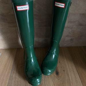Hunter Boots 5F